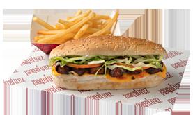 Burgers & Combo